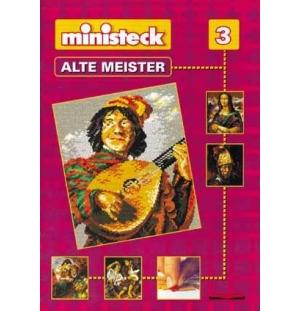 Ministeck boek nr. 14 Moderne Meesters