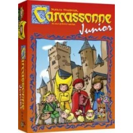 999-games  Carcassonne junior  2-4 spelers