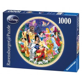 Wonderful world of Disney. Ravensburger 1000stukjes