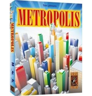 Metropolis, kaartspel 999games
