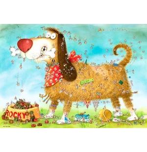 Dog's Life, Heye Puzzel 1000stukjes