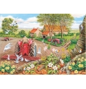 Red Harrows, Hop Puzzels 500 XL stukken