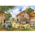 Farmer`s Wife, Hop Puzzels 500 XL stukken