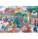 Bus Station, Hop Puzzels 500 XL stukken