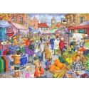 Market Day, Hop Puzzels 250st XL stukken