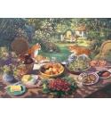 Garden Party, Hop Puzzels 250st XL stukken