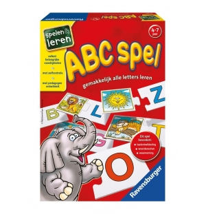 ABC alfabetspel