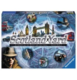 Ravensburger  Scotland Yard ( master)  inclusief gratis app  2-6 spelers 8+