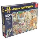De Bouwplaats  Jan van Haasteren 1500stukjes