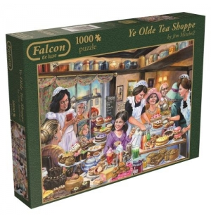 Ye Olde Tea Shoppe