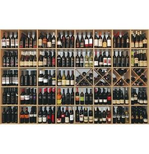 Wijn kast
