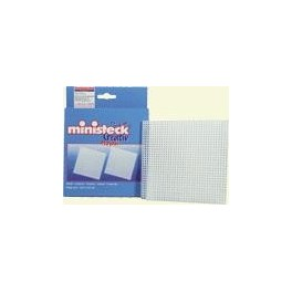 Ministeck platen nr. 2 13,3x13,3