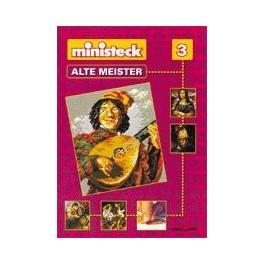 Ministeck boek nr 3 Oude Meesters