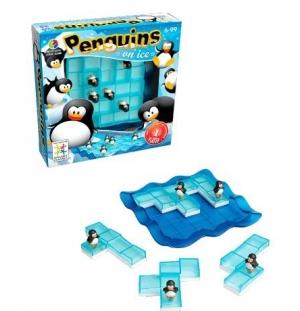 Penquins on ice
