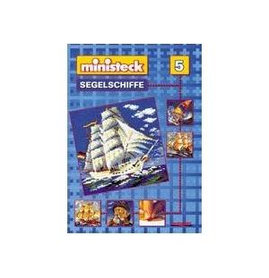 Ministeck boek 5 Zeilschepen