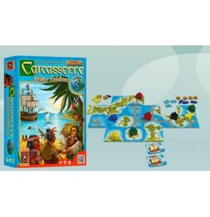 Carcassonne de Stille Zuidzee