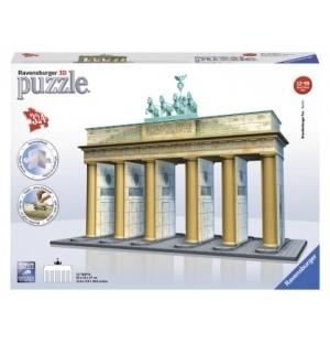 Brandenburg Tor 3D ravensburger 324 stukjes
