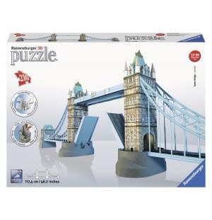 Tower Bridge 3D ravensburger 216 stukjes