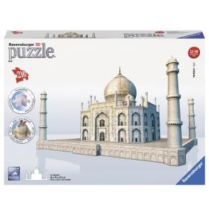 Taj Mahal 3D ravensburger 216 stukjes
