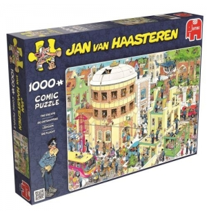 Jan van Haasteren De Ontsnapping  2000stukjes