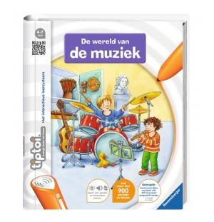 Tiptoi Boek Wereld van de Muziek