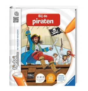 Tiptoi Boek Bij de Piraten