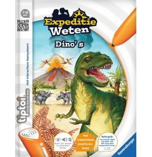 Tiptoi Boek Dino`s
