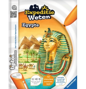 Tiptoi Boek Expeditie weten: Egypte