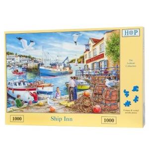 Ship Inn  Hop puzzel