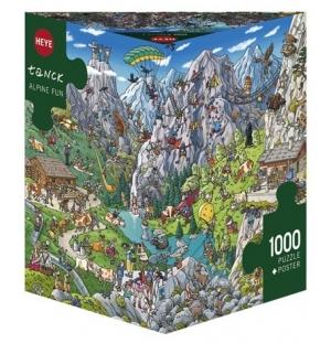 Alpine Fun 1000stukjes