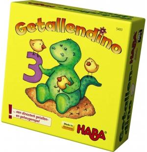 Getallendino Haba spel