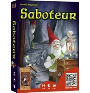 saboteur kaartspel, 999 games