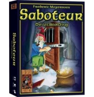 Saboteur de Uitbreiding, 999 games