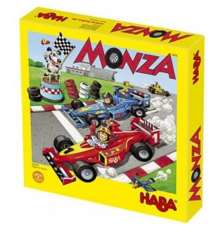 Haba Spellen Monza 5-99jaar 2-6 spelers