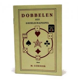 Dobbelspel spelregelboek