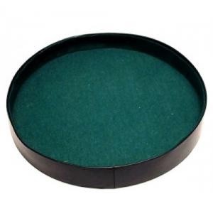 Dobbelpiste groen 26cm