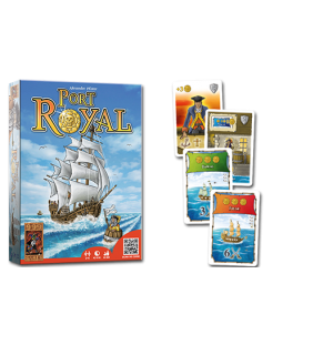 Port Royal, 999games