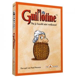 guilliotine kaartspel