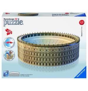 Colosseum  3D ravensburger 216 stukjes