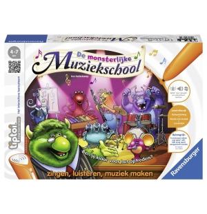 Tiptoi De Monsterlijke Muziekschool