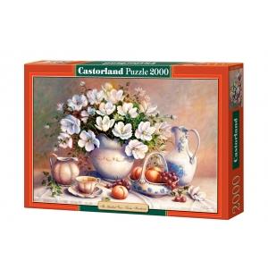 Copy of The Guilded Vase, Trisha  Hardwick, 2000stukjes Castorland
