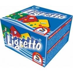 Ligretto  Kaartspel blauw , Schmidt