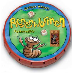 Regenwormen mini editie , 999-games