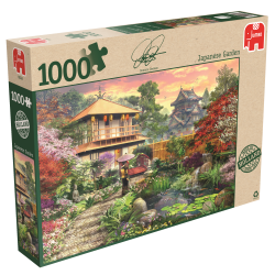 Japanese Garden, jumbo 1000stukjes