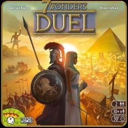 7 Wonders Duel versie