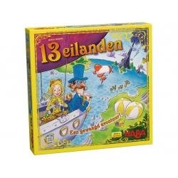 13 Eilanden Haba spellen