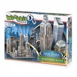 Wrebbit 3D New York 875stukjes