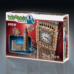 Wrebbit 3D Big Ben 890stukjes