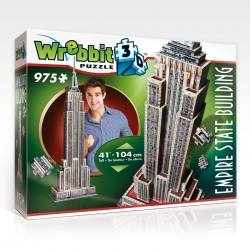 Wrebbit 3D Empire State Building  975stukjes