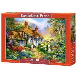 Forrest Cottage  3000stukjes Castorland